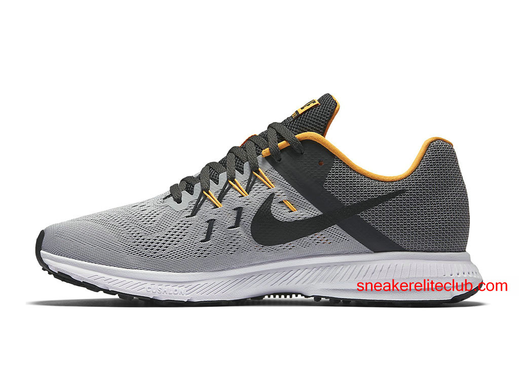 meet 8a98c 73639 ... Nike Zoom Winflo 2 Price Cheap Running Shoes For Men´s Grey Black  ...