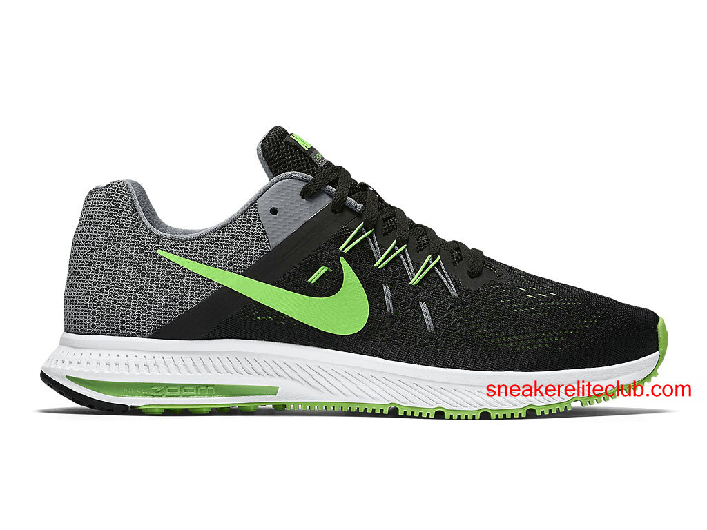 meet 13622 0dcfa Nike Zoom Winflo 2 Price Cheap Running Shoes For Men´s Black Green