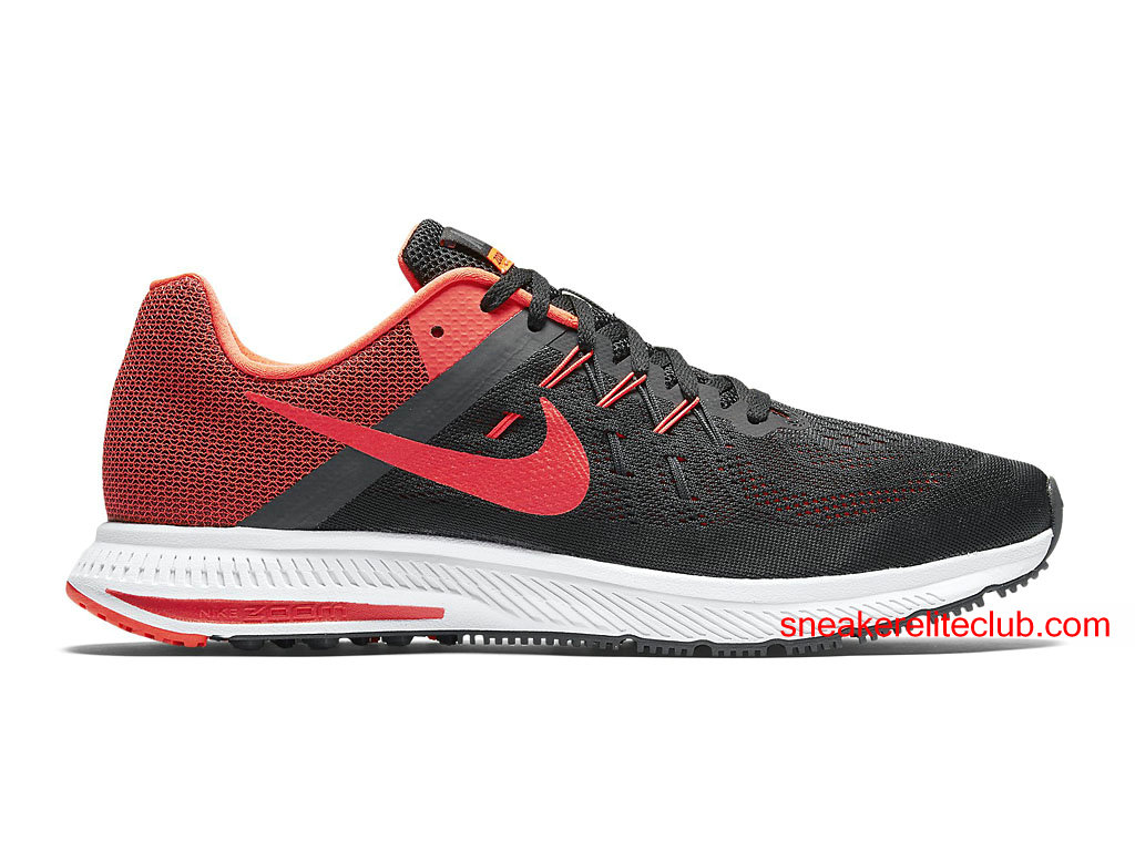 best sneakers feb4a 39a42 Nike Zoom Winflo 2 Price Cheap Running Shoes For Men´s Red Black