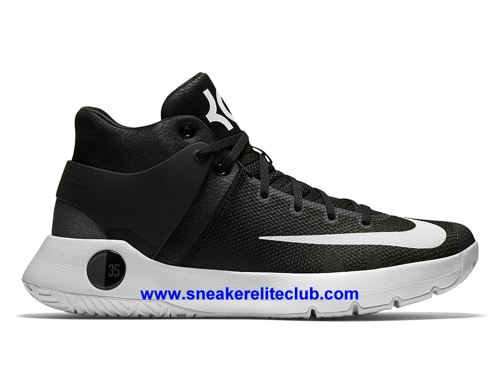 b1d9a9235f67 Nike KD Trey 5 IV Price Cheap Men´s Shoes Black White Dark Grey ...