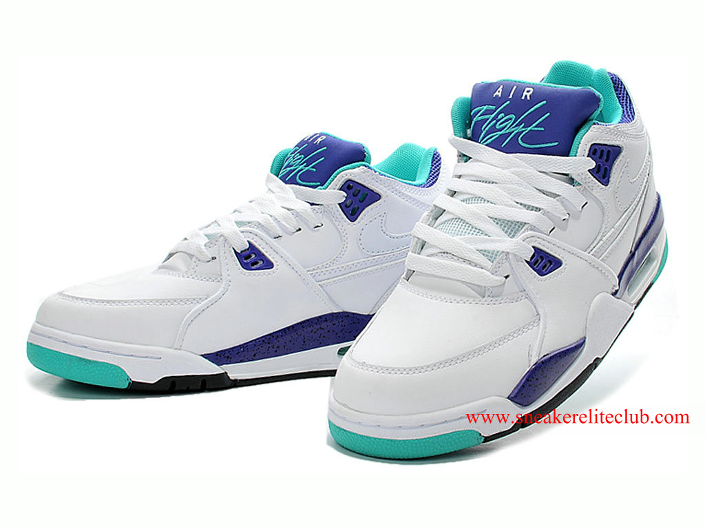 finest selection 004d6 48f40 promo code for nike air flight 89 mens cheap white purple blue 6ed4b bc224