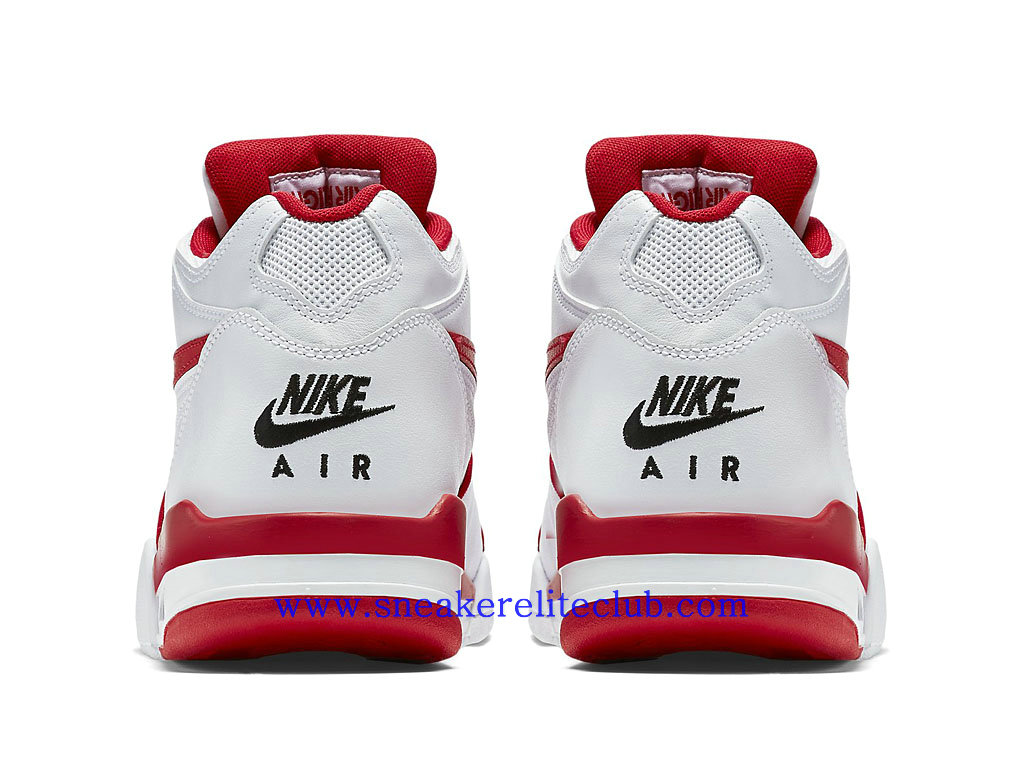 ce5bfcf7b69e Nike Air Flight 89 LE Cheap Men´s White Red 819665 100-1603061910 ...