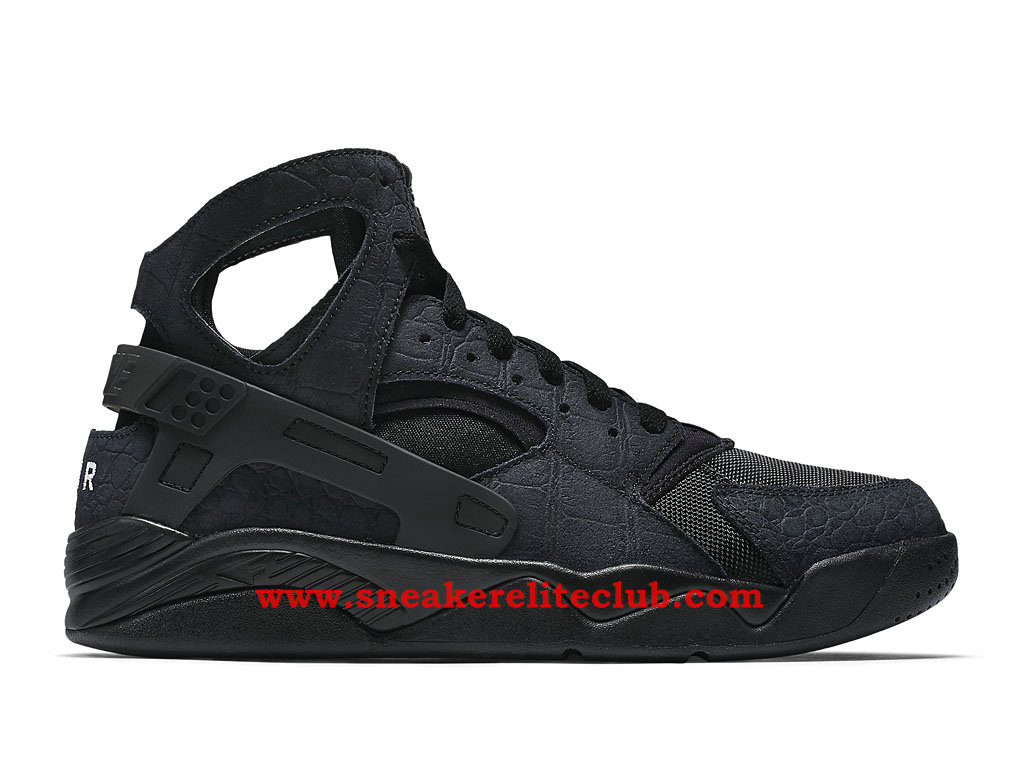 chaussures de running nike air huarache ultra prix pas cher pour homme noir 819685 001 819685. Black Bedroom Furniture Sets. Home Design Ideas
