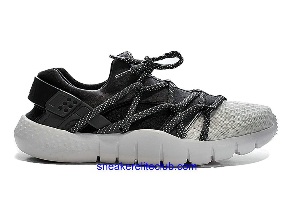 sale retailer e0994 4ec78 Nike Air Huarache NM Running Shoes Urh For Men´s Black Grey White ...