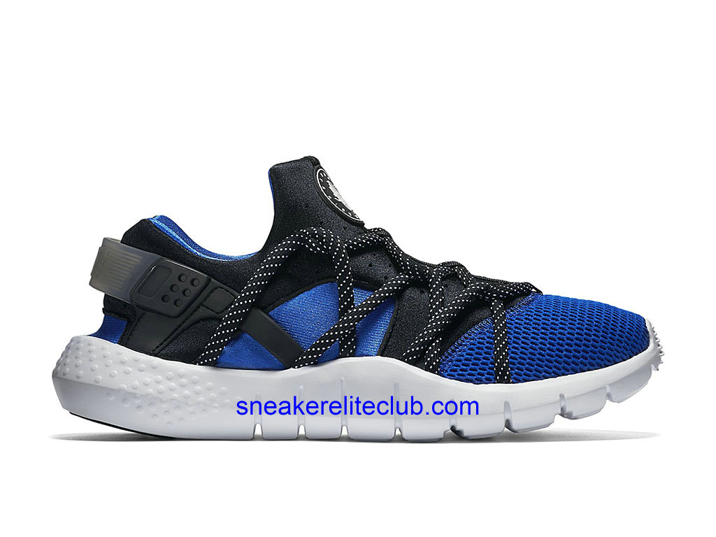 official photos c8e07 3e9d1 Nike Air Huarache NM Prix Nike Urh Men´s Shoes Black/White/Grey ...