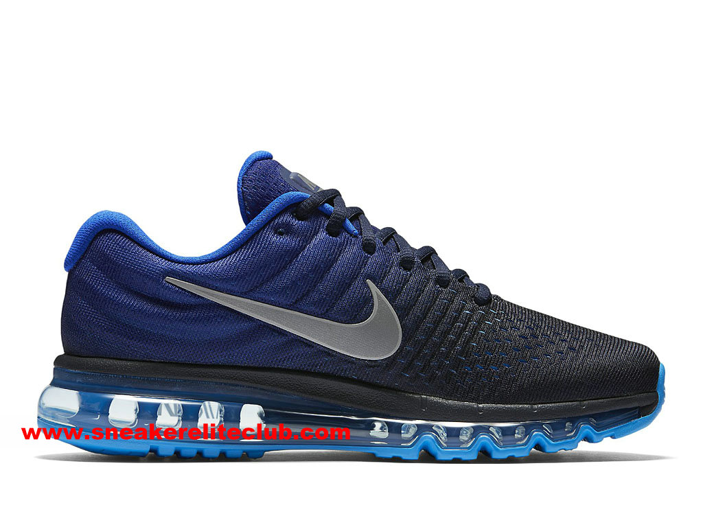 new arrival 10d94 0a839 ... Nike Air Max 2017 Price - Men´s Cheap Running Shoes Black Blue  ...