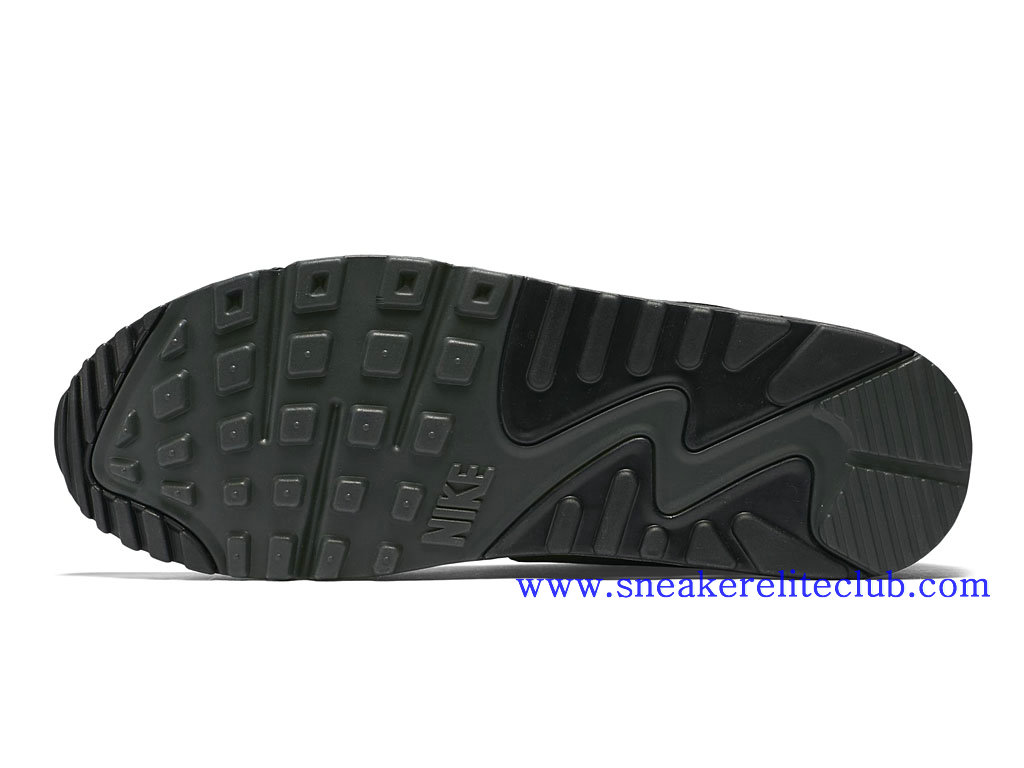 newest c9aee 3f26a ... Nike Air Max 90 Shoes Cheap For Men´s Black Olive 537384 302 ...