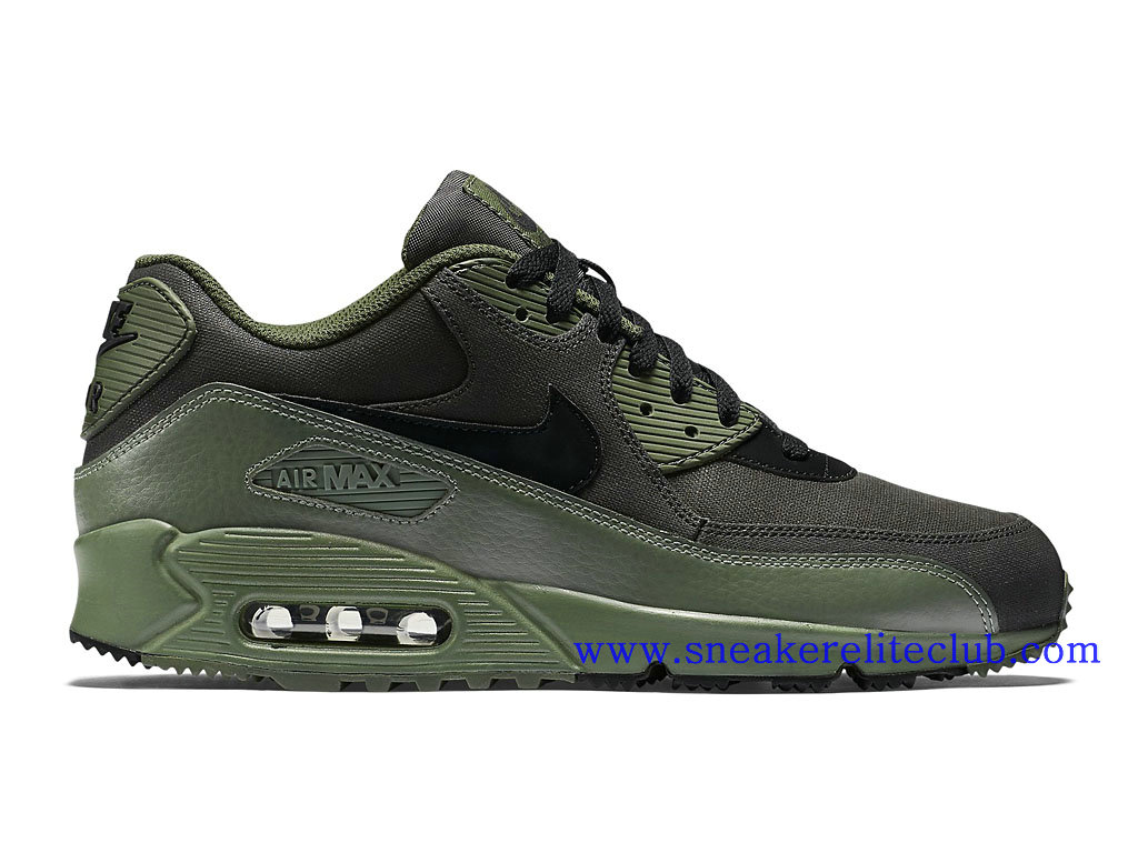 nike air max 90 winter chaussure homme pas cher olive gris noir 683282 303 1602291877. Black Bedroom Furniture Sets. Home Design Ideas