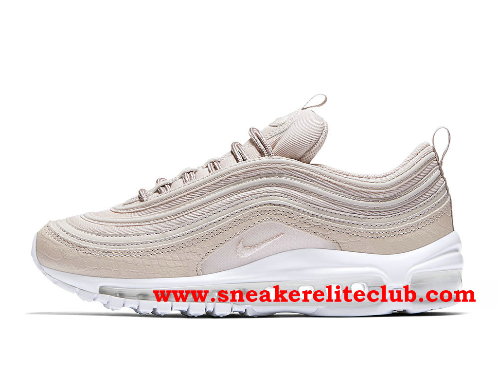 Nike Air Max 97 Chaussures De Running Pas Cher Prix Pour Homme Silt Red 917646_600