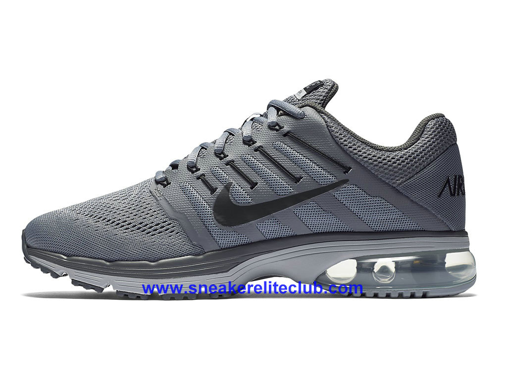 nike air max excellerate 4 chaussures de course pas cher pour homme gris noir 806770 022. Black Bedroom Furniture Sets. Home Design Ideas