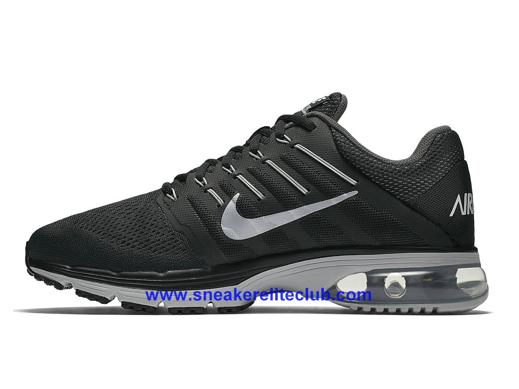 nike air max excellerate 4 chaussures de course pas cher pour homme noir blanc 806770 010. Black Bedroom Furniture Sets. Home Design Ideas