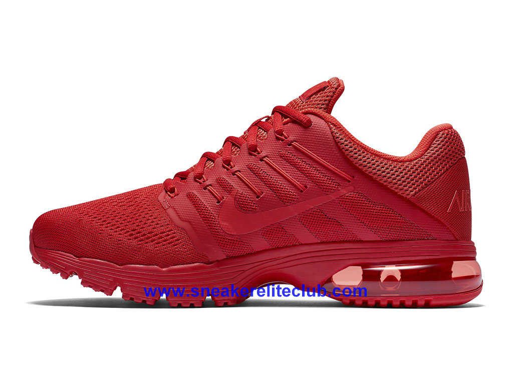 new styles a9f50 b12a8 ... Nike Air Max Excellerate 4 Chaussures De Course Pas Cher Pour Homme  Rouge 806770 666 ...