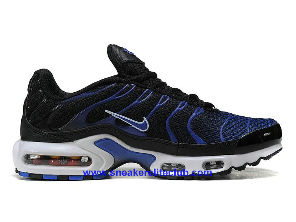 acheter populaire 7aa46 6ff0a Nike Air Max Plus/Nike TN 2016 BasketBall Cheap Shoes For Men´s  Blue/Black/White 604133-A001