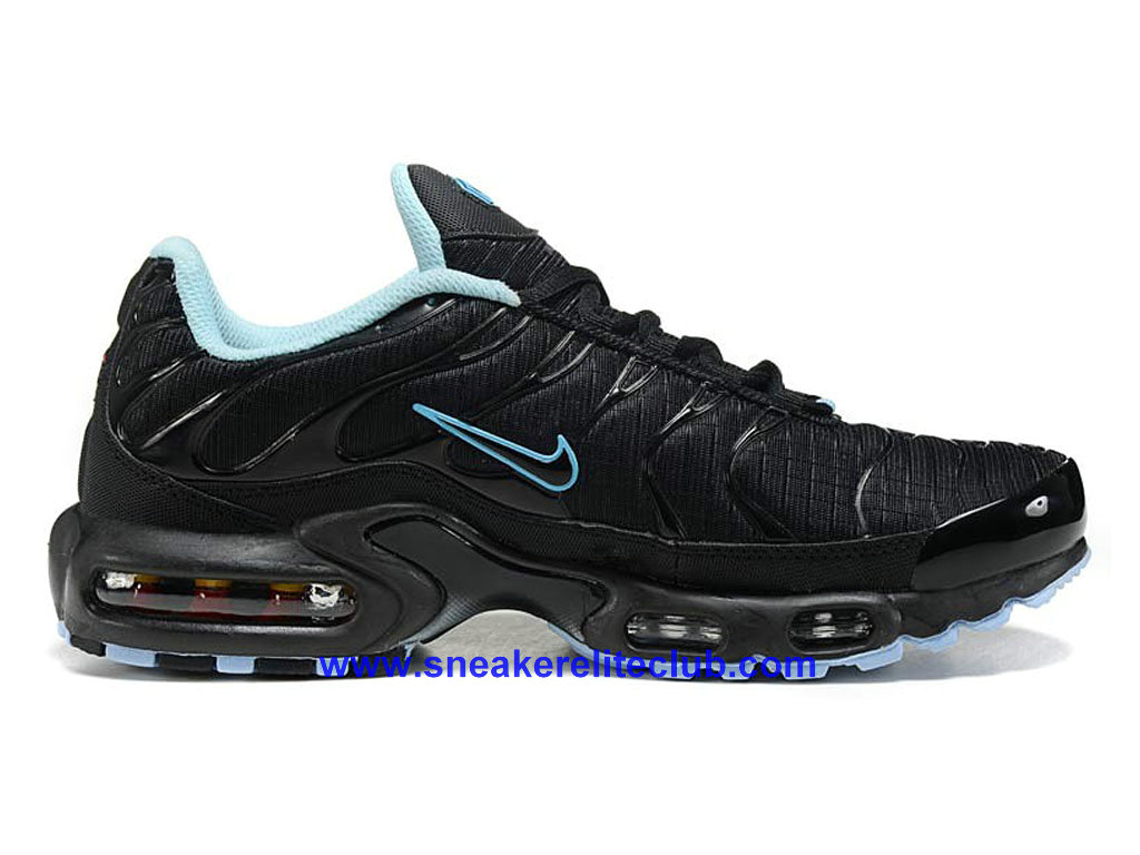 chaussures de séparation 206a2 0cdca Nike Air Max Plus/Nike TN 2016 BasketBall Cheap Shoes For Men´s Black/Blue  604133-A004
