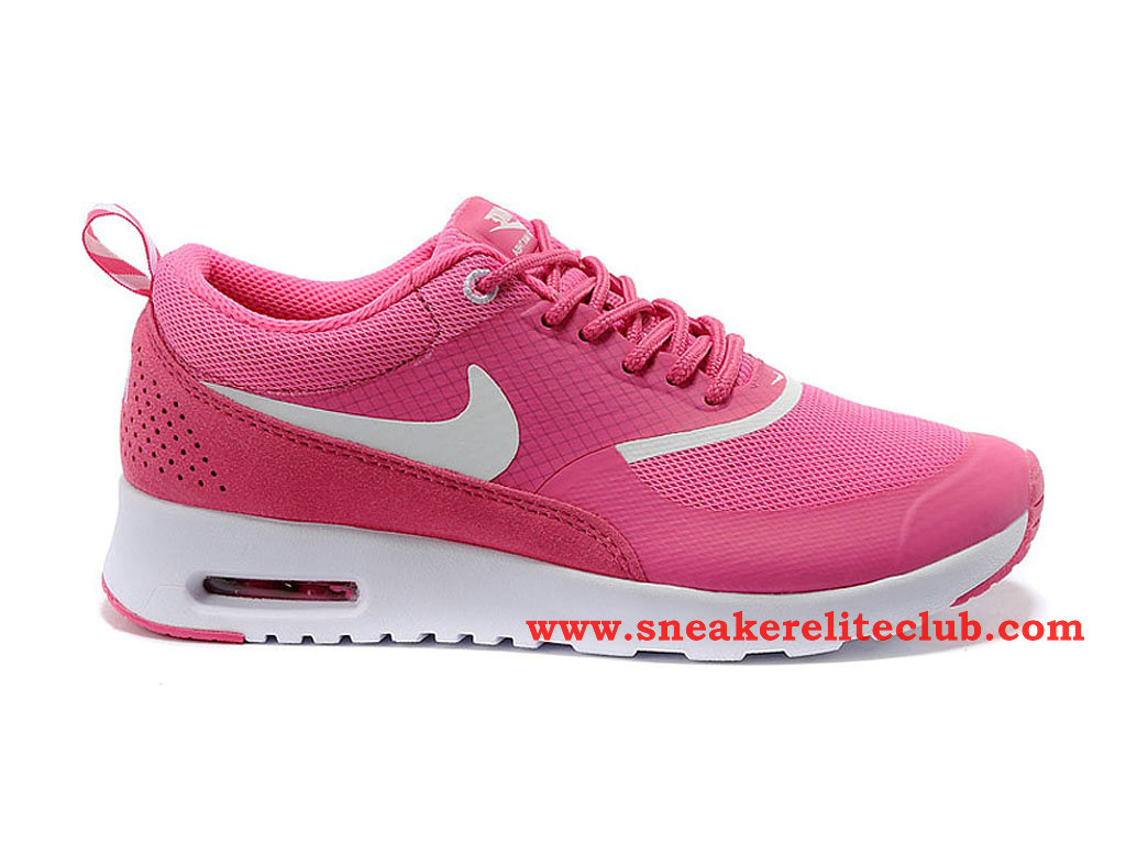 Nike Thea Gs 601 Pinkwhite Shoes 599408 Air Women´s Max WH9ID2E