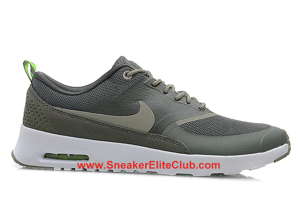 Nike Air Max Thea Homme Olive Gris 599409-213