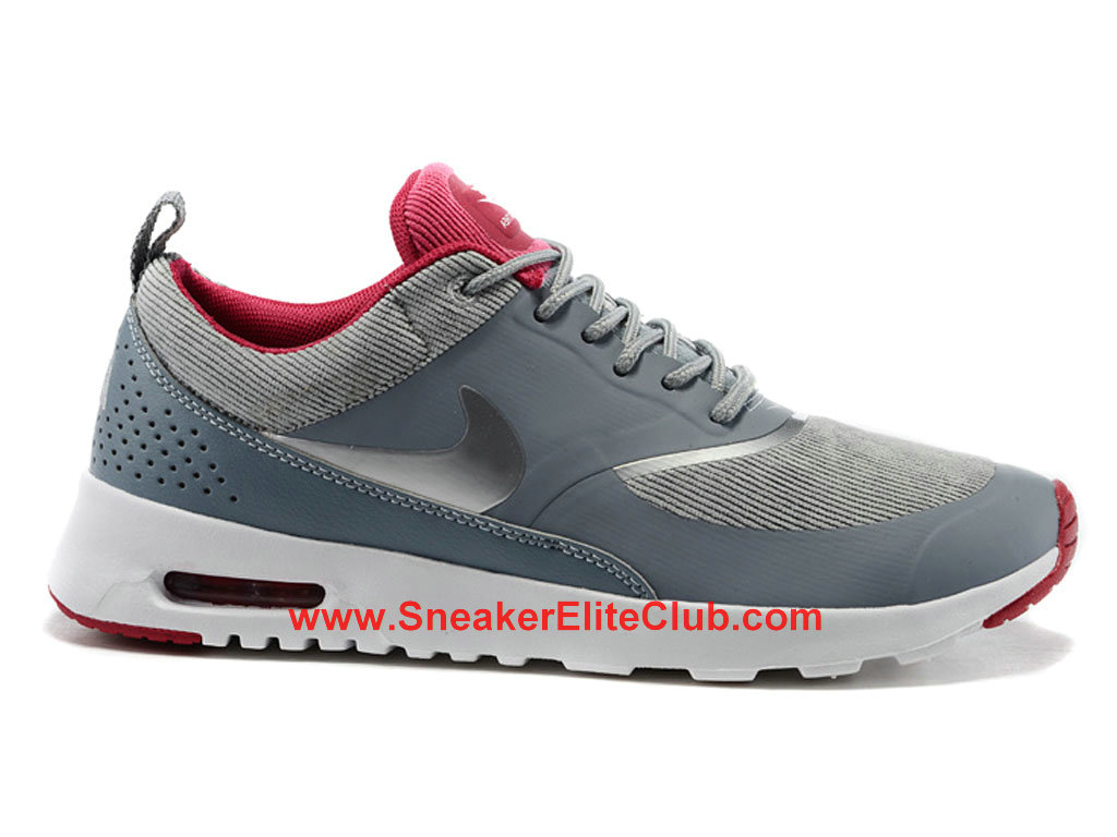Nike Air Max Thea Homme Rouge,chaussures Nike Air Max Thea