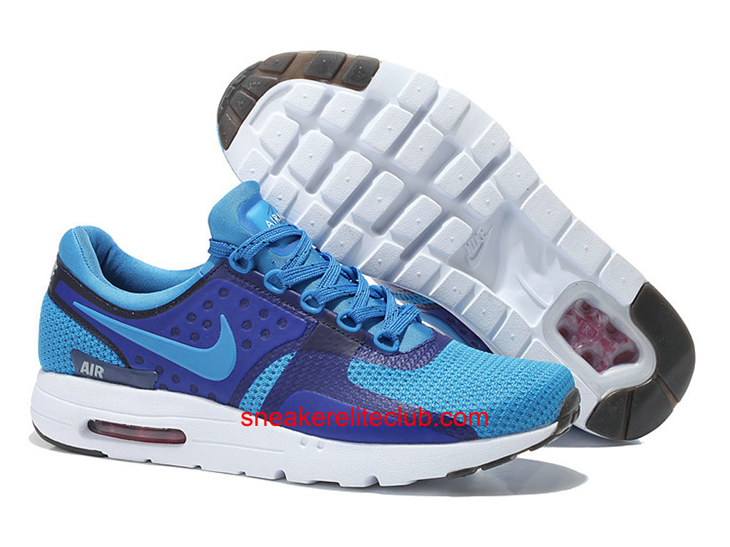 outlet store df806 64e94 ... Nike Air Max Zero Cheap Shoes For Men´s Blue 789695-107 ...
