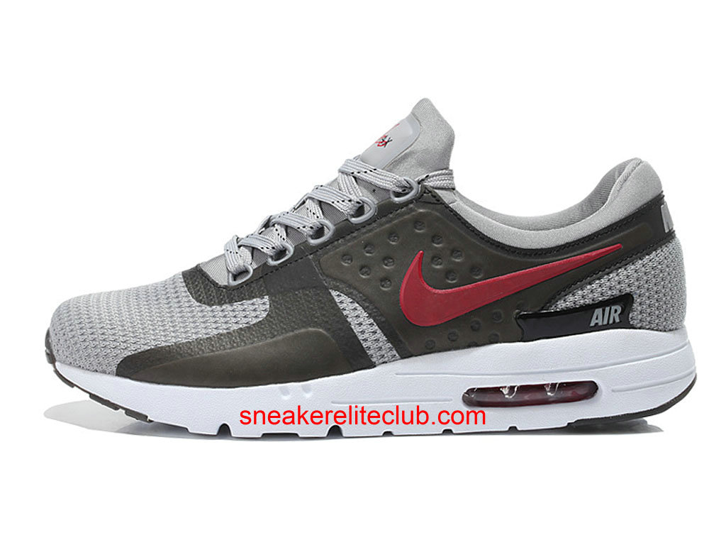 meet 3c8e5 0b309 Home → Men´s Club → Nike Air Max Zero → Nike Air Max Zero Cheap Shoes For  Men´s Gray Black Red 789695-108