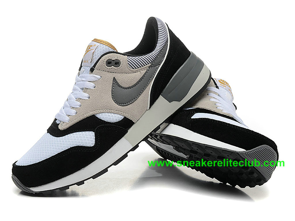nike air odyssey bee sting chaussure de course pas cher pour homme noir beige blanc 652989 id1. Black Bedroom Furniture Sets. Home Design Ideas