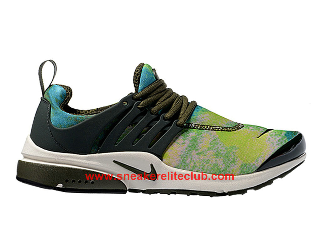 on sale 48b2c 01105 Nike Air Presto Running Shoes For Men Black Green Blue 819521 A001 ...