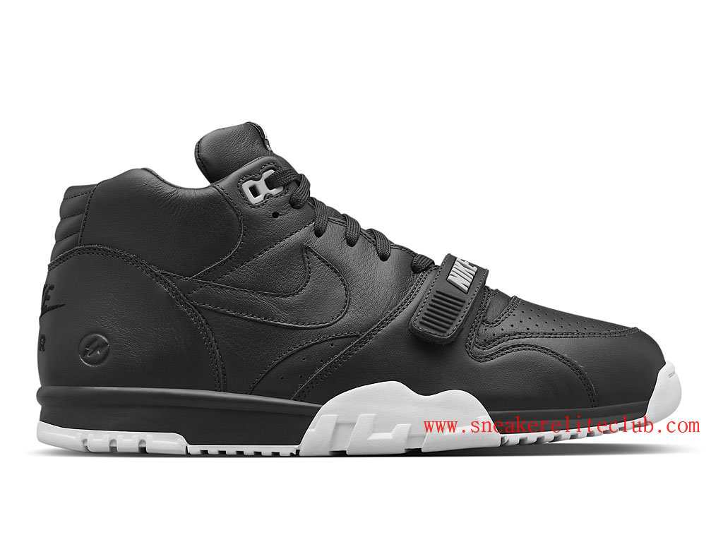 Nike Air Trainer 1 Mid SP Fragment Homme Noir 806942-001
