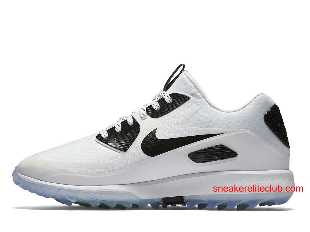 nike air zoom 90 it chaussures de golf pas cher pour homme blanc noir 844569 100 1609282672. Black Bedroom Furniture Sets. Home Design Ideas