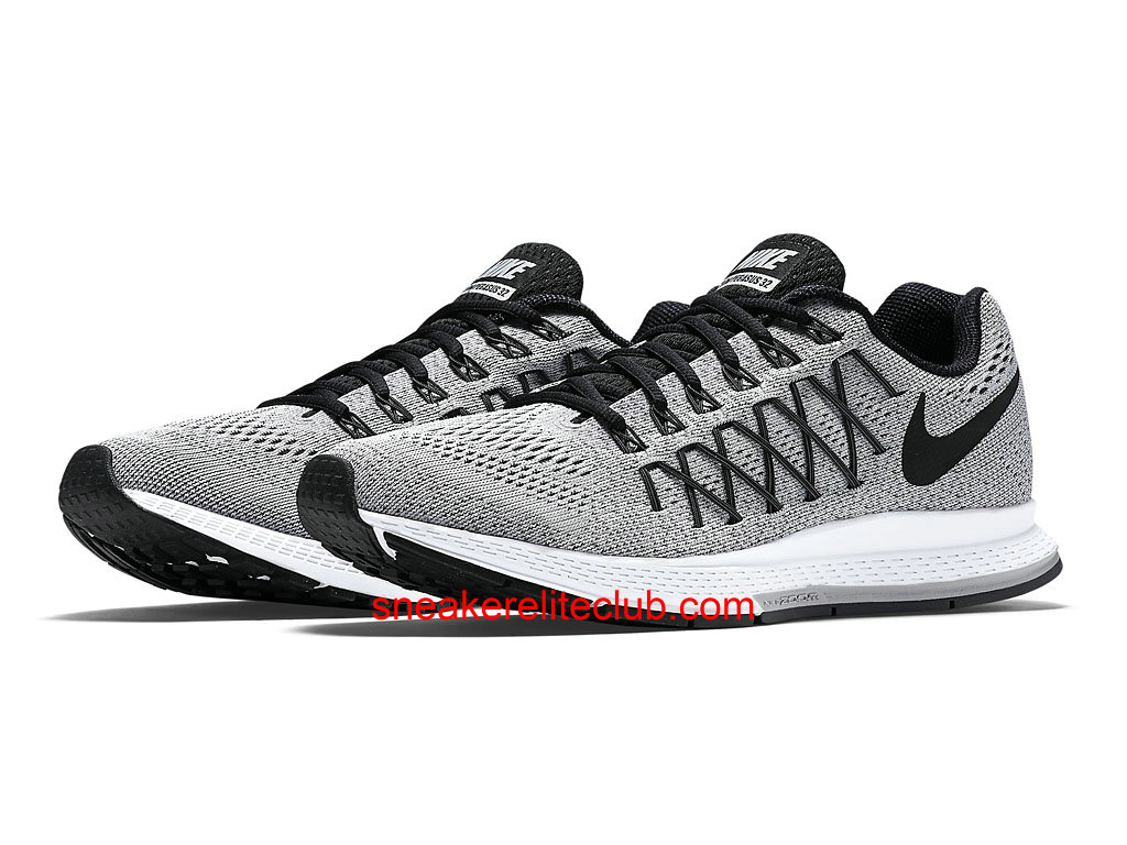 nike air zoom pegasus 32 homme running pas cher gris noir 749340 002 chaussure nike basketball. Black Bedroom Furniture Sets. Home Design Ideas