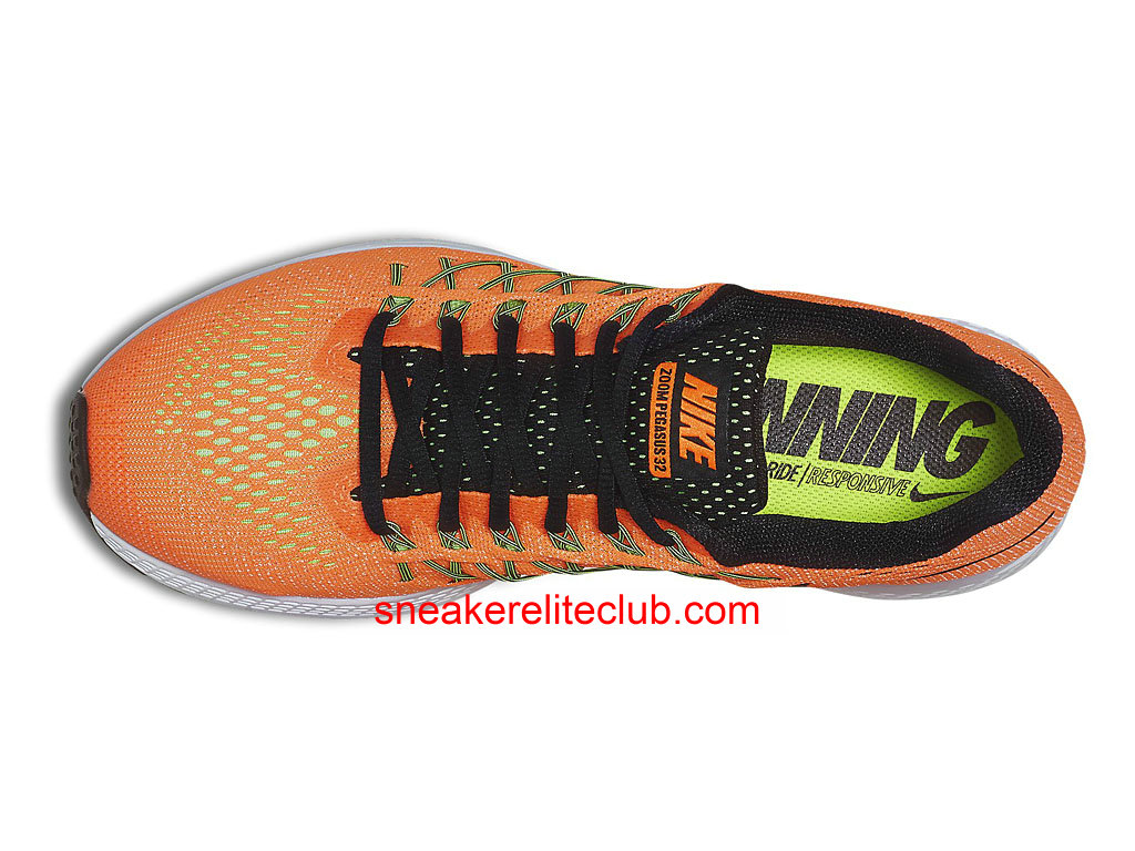 pas mal 05741 76723 Nike Air Zoom Pegasus 32 Men´s Running Cheap Orange Black