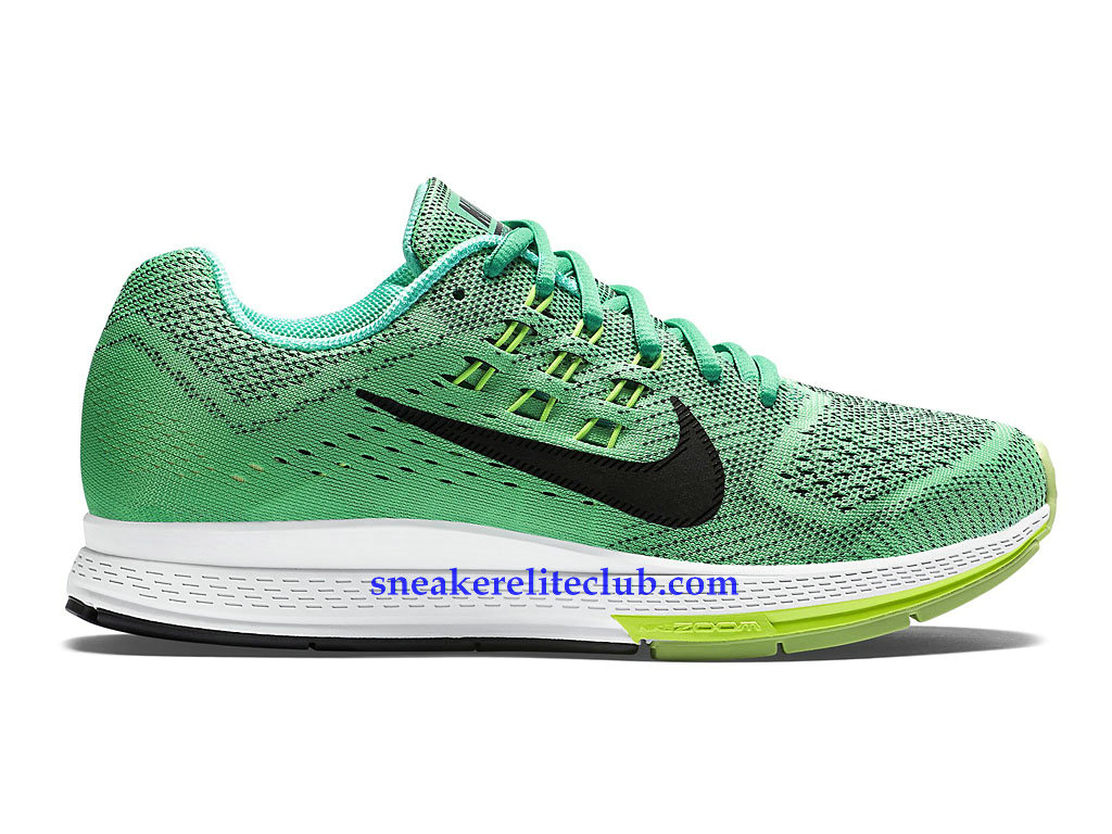 huge discount c657b 0760a Nike Air Zoom Structure 18 GS Test Prix Cheap Shoes For Women´s Green