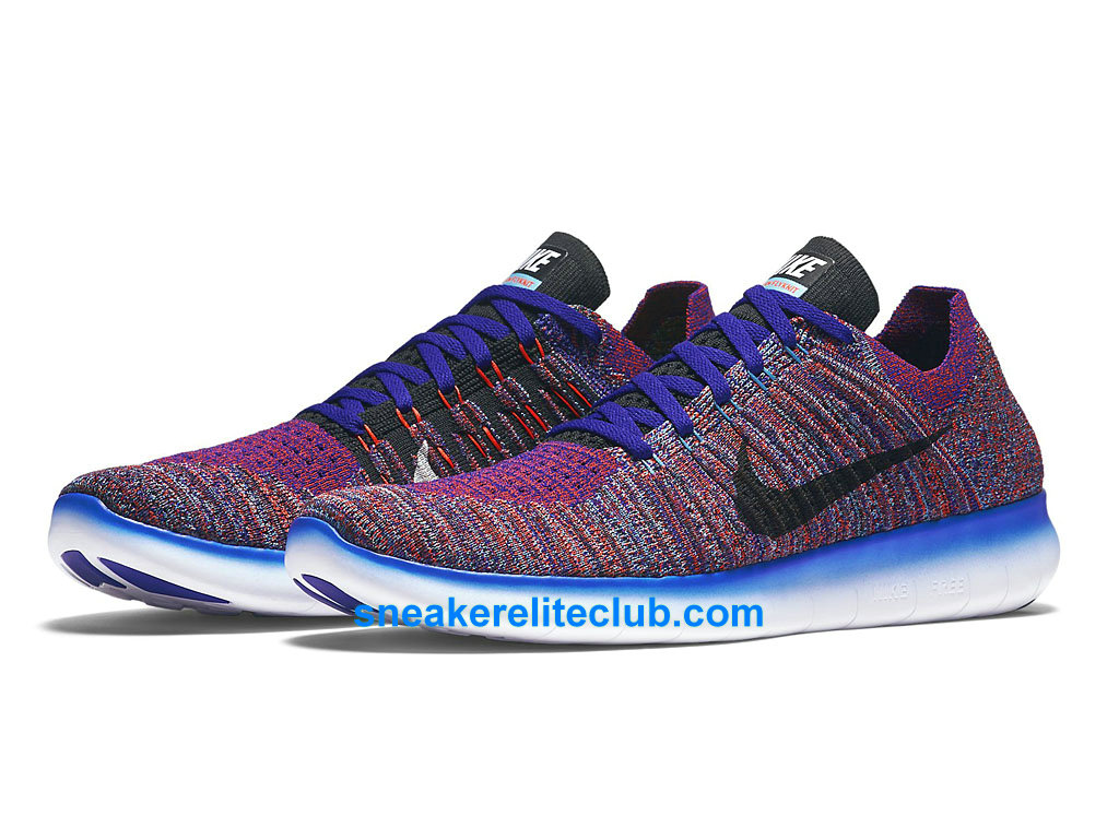 promo code a1dcb 58b7f ... Nike Free RN Motion Flyknit Prix - Chaussures De Running Pas Cher Pour  Homme Harmonie  ...