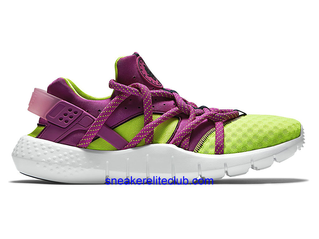new product 146e3 4795f Nike Huarache NM Prix Nike Urh Shoes Cheap For Men´s Purple Green  ...