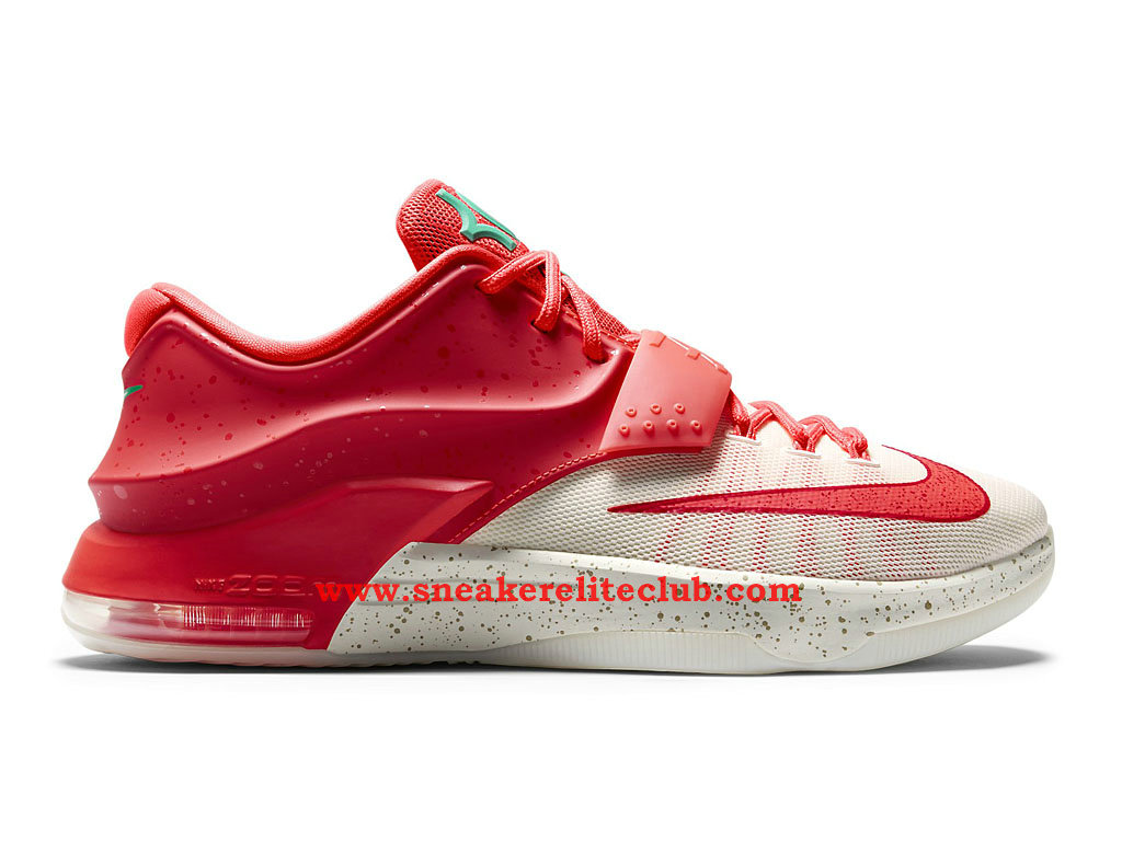 reputable site ee6f0 95a36 Nike KD 7/VII Christmas Men´s Red White 707560_613
