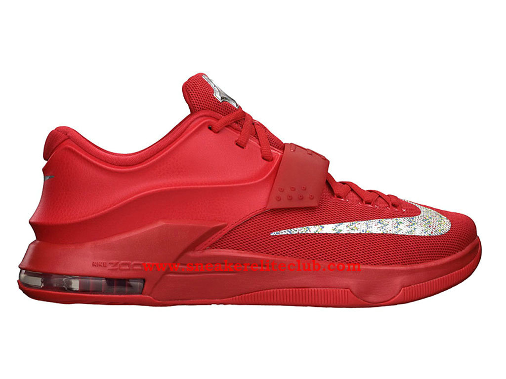 Nike KD 7/VII Global Game Homme Rouge 653996-660