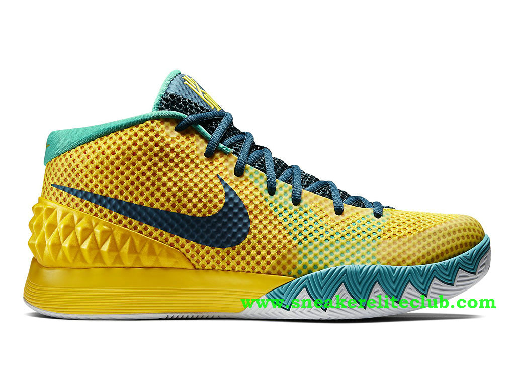 online store 9423c 3b097 Nike Kyrie 1 Men´s Shoes Yellow Green ...