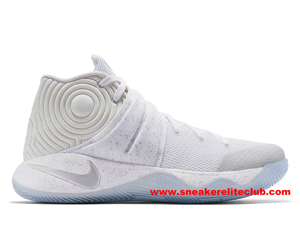 Nike Kyrie 2 EP Prix - Chaussures De BasketBall Pas Cher Pour Homme Speckle White