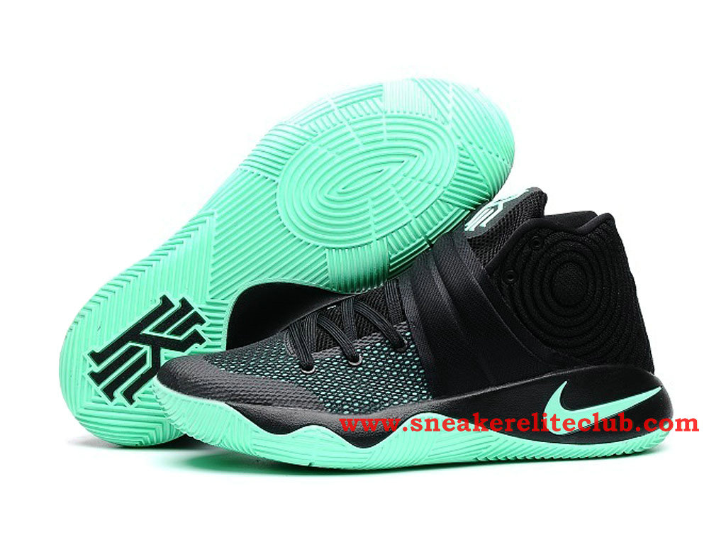 a9fe33c4677 Nike Kyrie 2 Men´s BasketBall Shoes Black Green 819583-003 ...