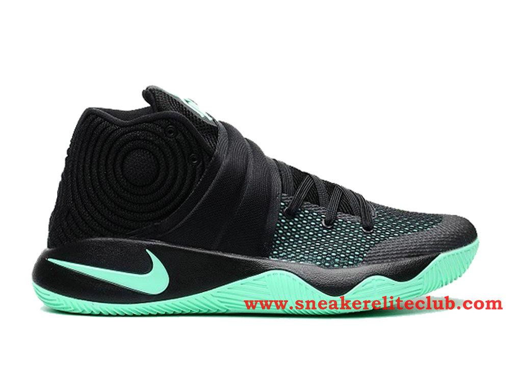 best loved 24fa7 d1f86 Nike Kyrie 2 Men´s BasketBall Shoes Black/Green 819583-003