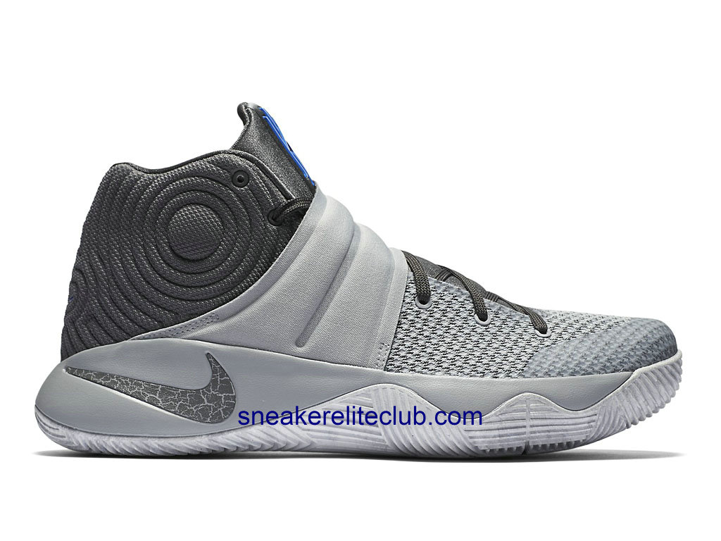 Nike Kyrie 2 Omega Chaussures Pour Homme Gris 819583_004