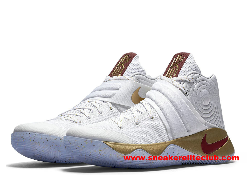 nike kyrie 2 price game 3 homecoming men s basketball shoes cheap white gold red 925433 900. Black Bedroom Furniture Sets. Home Design Ideas