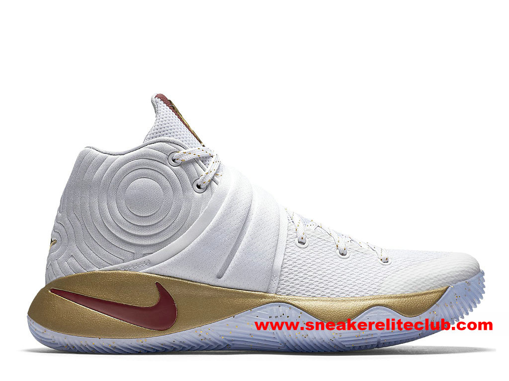 chaussures basket homme nike kyrie 1 rouge