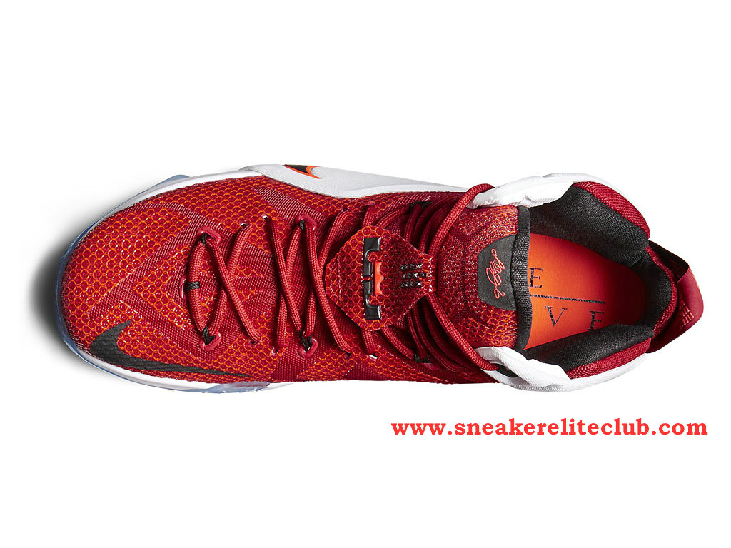 buy popular 4436f 81233 ... Nike Lebron 12 XII Lion Heart BasketBall Shoes For Men´s University  Red  ...