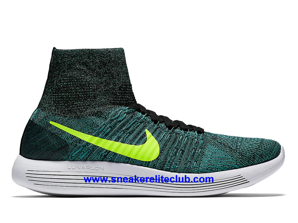b8f418eefc2 Home → Men´s Club → Nike LunarEpic Flyknit → Nike LunarEpic Flyknit Price -  Men´s Running Shoes Cheap Black Volt Rio Teal Clear Jade 818676 009