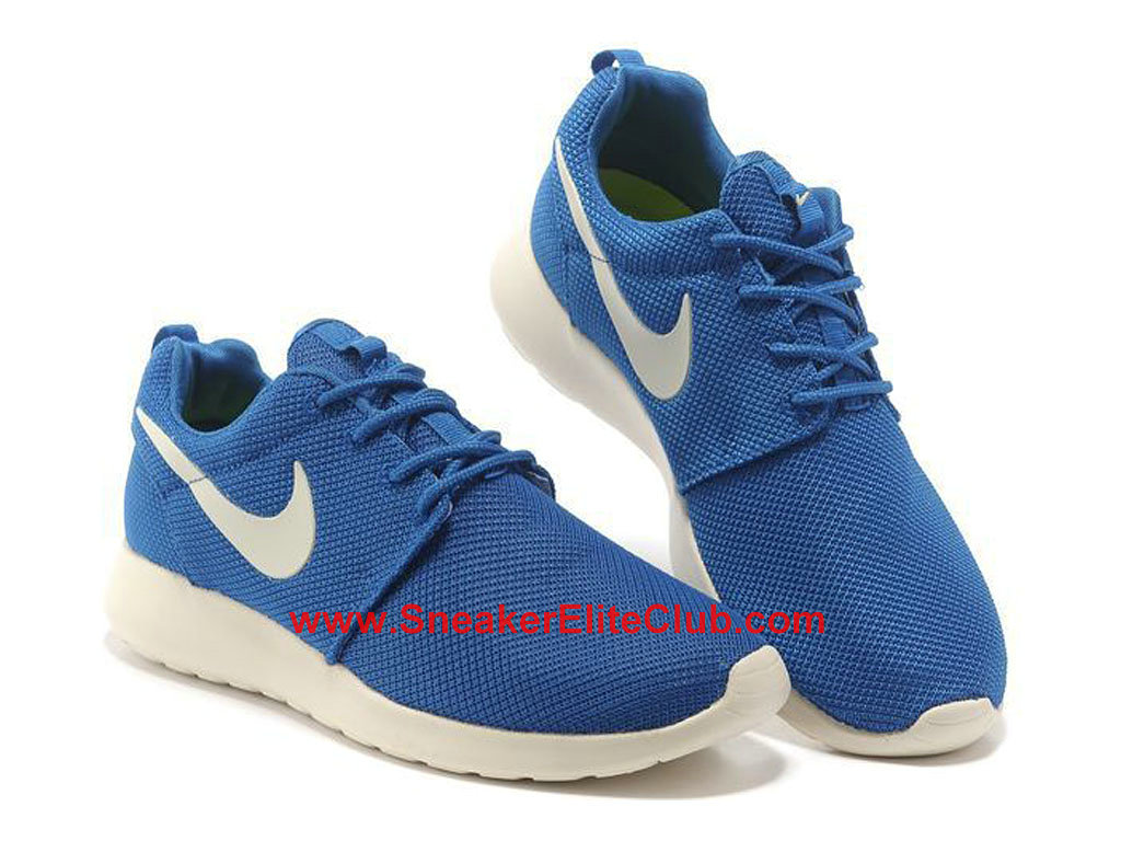 nike roshe one chaussures de running pour homme bleu blanc 511881 201 1603242127 chaussure. Black Bedroom Furniture Sets. Home Design Ideas