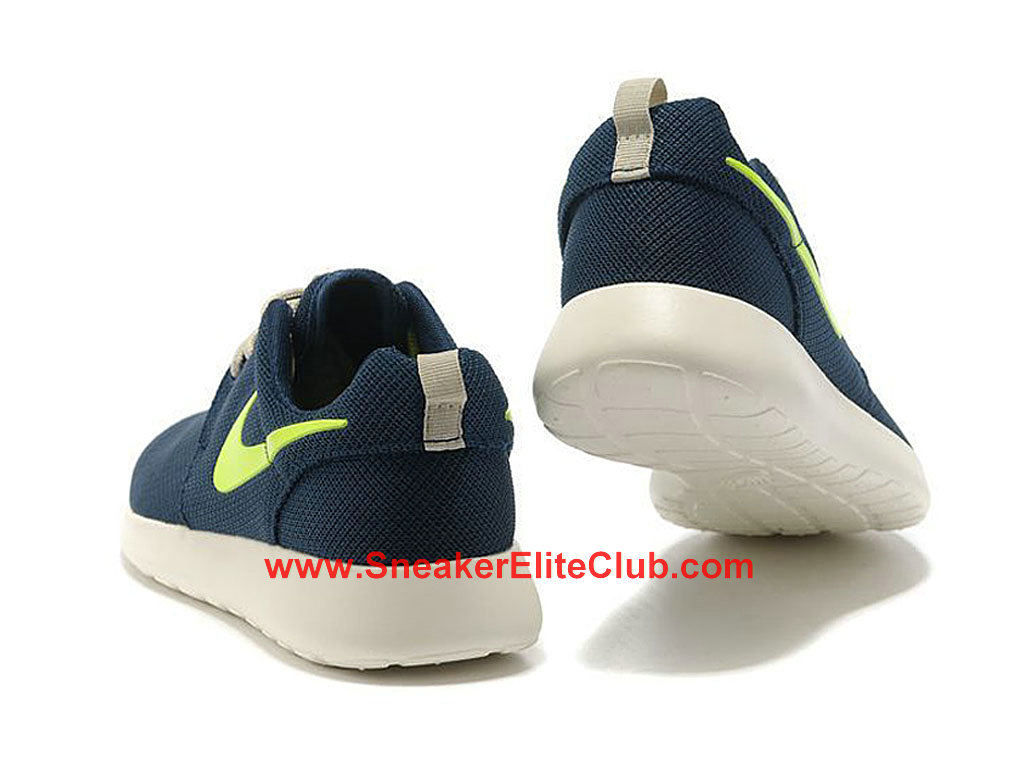 6ec0c3b491b9 Nike Roshe One Running Shoes For Men Blue Green 511881-017 ...
