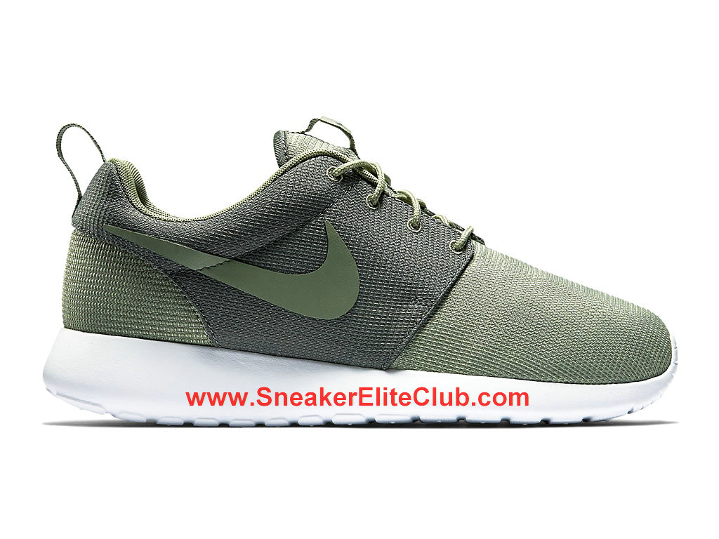 differently 56efd a3e17 Nike Roshe One Running Shoes For Men Olive Green 511881 335 ...