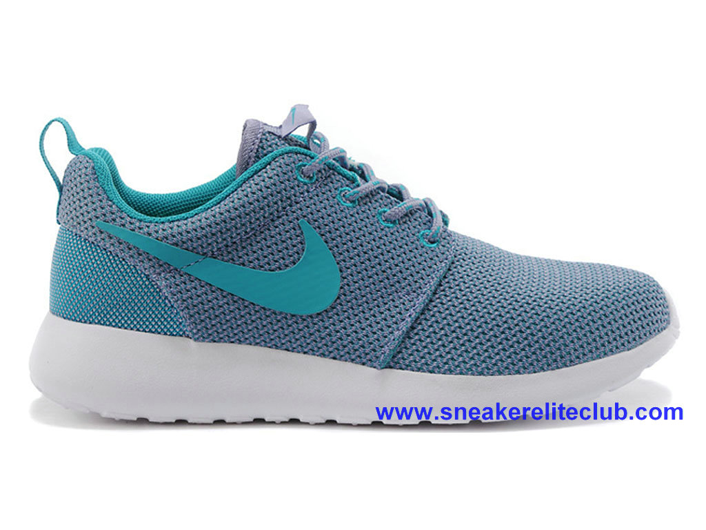 Nike Roshe One Chaussures Pour Femme Bleu/Blanc 511882-403