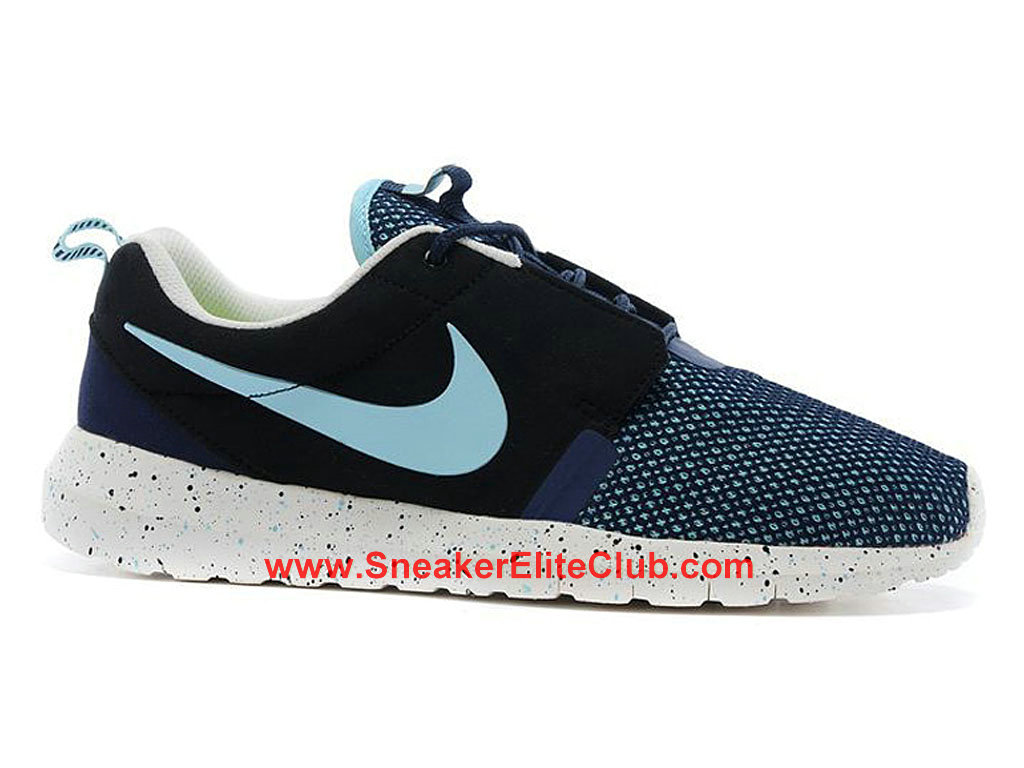 low priced 2ae6a 727ee Home → Men´s Club → Nike Roshe One → Nike Roshe One NM Breeze Running Shoes  For Men Black Blue White 644425-030