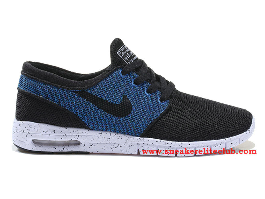 reputable site running shoes info for Nike SB Stefan Janoski Max GS Chaussure Femme Noir Bleu ...