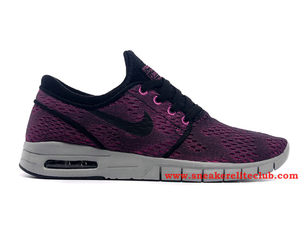 best sneakers d1e5c da063 Nike SB Stefan Janoski Max GS Women´s Shoes Black Purple ...